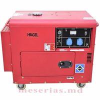 Дизельный генератор Hagel 6000S
