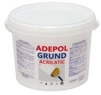 Грунтовка акриловая для впитывающих поверхностей Adepol GRUND, 1 кг
