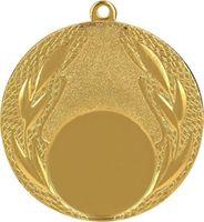 Медаль D50 мм/MMC14050/G золото