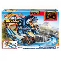 Mattel Hot Wheels Pistă Set Scorpion Sting Monster Trucks