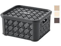 Коробка с крышкойArianna 1.4l, 14.5Х16.6Х8.5cm