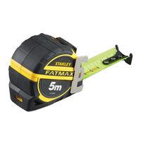Рулетка Stanley FATMAX  Pro II 5м