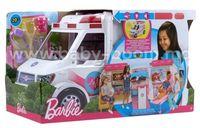 """Barbie FRM19 Набор Барби """"Спасательный центр"""""""