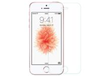 Sticlă de protecție Cover'X pentru iPhone 5/5S K