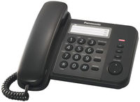 Panasonic KX-TS2352 UAB Black