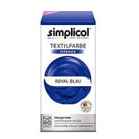 cumpără SIMPLICOL Intensiv - Royal-Blau, Vopsea pentru haine si textile in masina de spalat, Royal-Blau în Chișinău