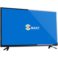 "43"" LED-43E6000 Smart Wi-Fi T2 BRAVIS TV Black"