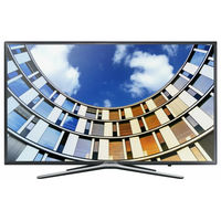 "32"" LED TV Samsung UE32M5500AUXUA, Gray (1920x1080 FHD, SMART TV, PQI 400Hz, DVB-T/T2/C)"