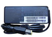 AC Adapter Charger For Lenovo 20V-3.25A (65W) Square DC Jack Original
