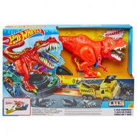 Mattel Hot Wheels Set T-Rex Rampage