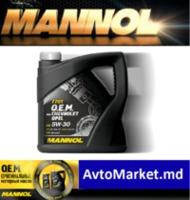 MANNOL 5w30 для CHEVROLET 5л