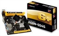 Biostar A68N-5545, MB + CPU onboard Quad-core AMD A8-5545