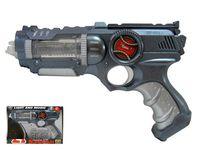 Пистолет со свето-звуковым эффектом 224