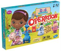 Hasbro Doc MCStuffins Operation (A5879)