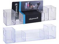 Organizator pentru cosmetica 30.5X8X7.5cm, plastic