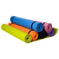 Коврик для йоги 173x61x0.4 см TPE 124-35 (2364)