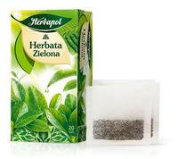 Чай зеленый Herbapol, 20 шт