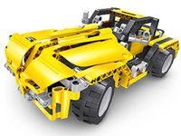 8003, XTech Bricks: 2in1, Pick Up Truck & Roadster, R/C 4CH, 426 pcs