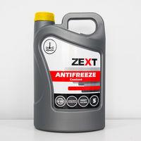 Жидкость охлаждающая ZEXT (-38) 4.5 кг. (жёлтый), Z5 Y38