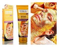 Золотая маска для лица Wokali Whitening Gold Caviar Peel 130 мл