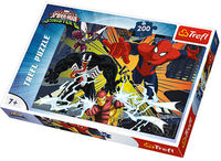 "купить 13205 Trefl Puzzles-""200"" - The Clash/Disney Marvel Spiderman в Кишинёве"