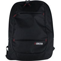 "15.6"" backpack Lobster ""LBS15B1BP"", Black"