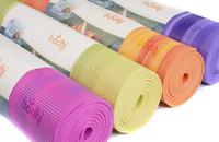 cumpără Saltea yoga 183x60x0,6 cm Ganges / 940G BODHI(2106) în Chișinău