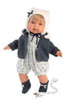 Llorens кукла интерактивная Мигель 42 см