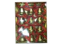 купить Набор колокольчиков 12штX4cm, в коробке в Кишинёве