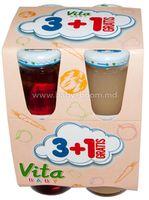 Orhei-Vit Упаковка детского сока 3+1 (175 мл.) 4 шт.