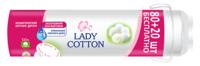 Ватные диски Lady Cotton,  80+20 шт.