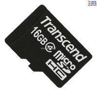 """16GB MicroSDHC Transcend """"TS16GUSDC4"""""""