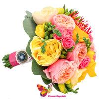 купить Букет невесты «Сандра» в Кишинёве