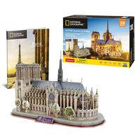 CubicFun пазл 3D Notre Dame de Paris