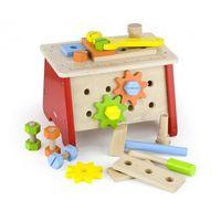 Viga jucărie din lemn