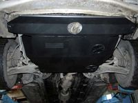 > HYUNDAISonataEU41999 - 2005 ЗАЩИТА КАРТЕРА SHERIFF | Защита двигателя