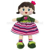 """Baby Mix EF-TE-8555-30 Кукла плюшевая """"Alexa"""""""