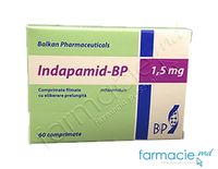 Indapamid-BP comp. 1,5 mg N20x3 (Balkan)