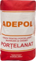 Клей для внутренних и внешних работ ADEPOL PORTELANAT 25 кг