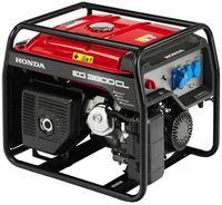 HONDA EG3600CL G, красный