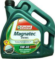 Castrol Magnatec 5w40 Dizel