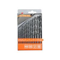 Набор свёрл для металла Sthor STH22180 2 – 8 мм