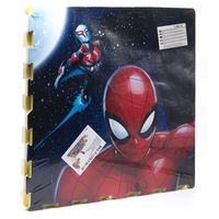 Пазлы напольные Spider-Man