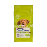 DOG CHOW Adult  с ягненком 14 kg
