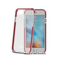 Celly HEXAGON800RD, For iPhone 6/7/8 Red