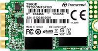 M.2 SATA SSD  256GB Transcend  TS256GMTS430S