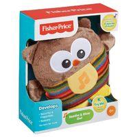 Fisher Price Игрушка для сна Светящаяся сова