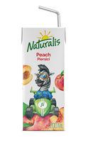 Naturalis нектар персик 0,2 Л