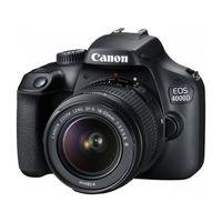 Фотоаппарат Canon EOS 4000D, Kit