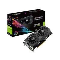 Видеокарта ASUS GeForce GTX 1050 Ti G1 Gaming 4G (4 ГБ/GDDR5/128 бит)